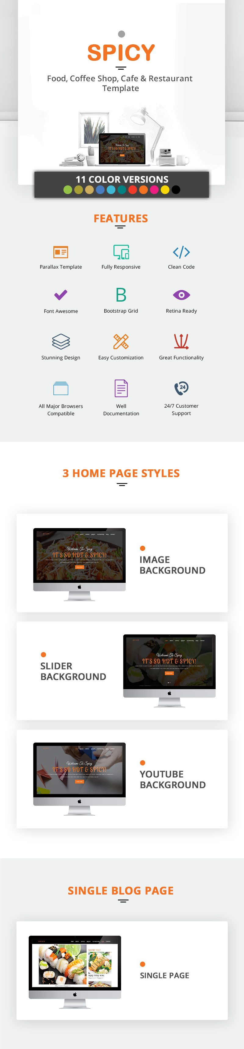 Free nulled Eco - Product Landing Page download