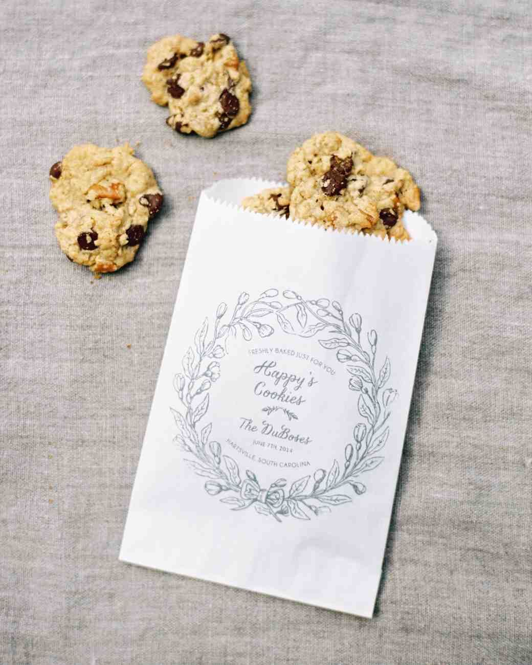 Best Favor Ideas From Spring Weddings   Martha stewart weddings ...