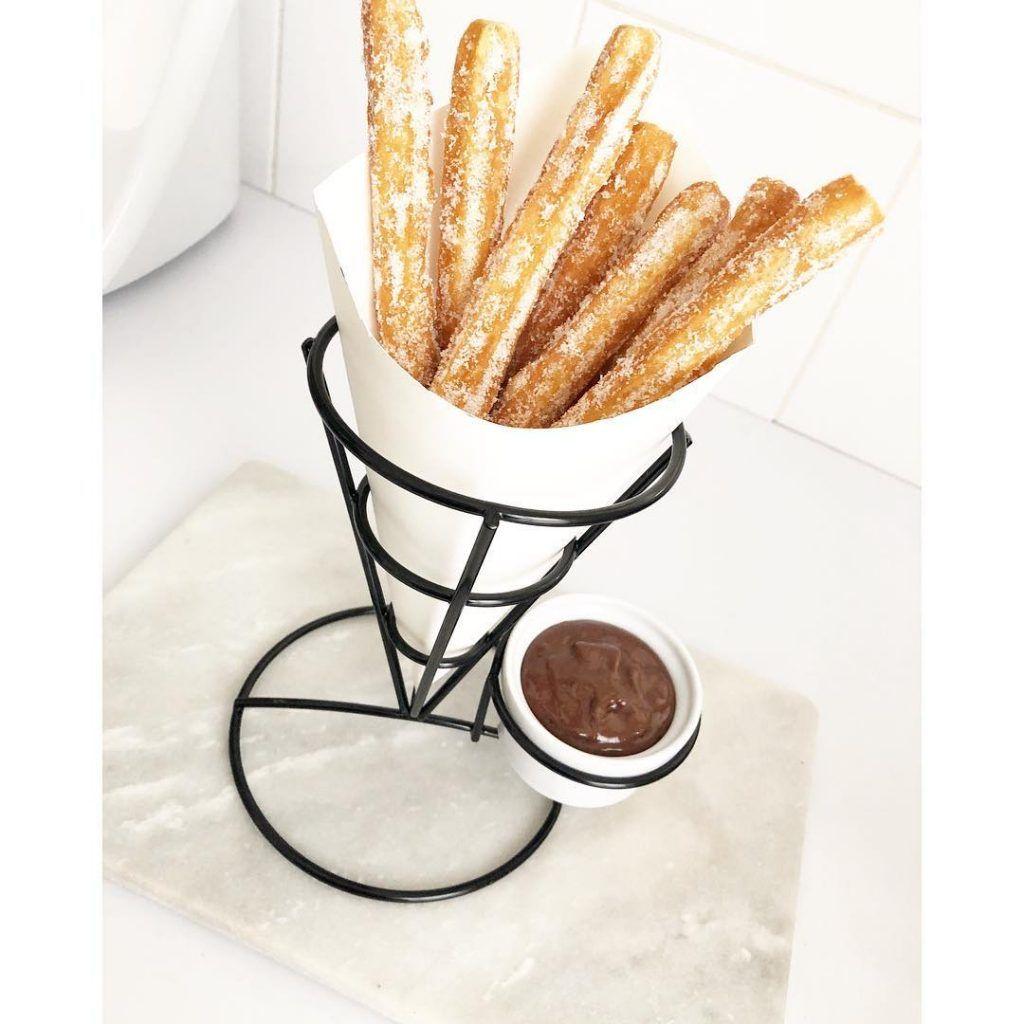 Recette Churros De Fete Foraine recette des churros comme à la fête foraine | churros