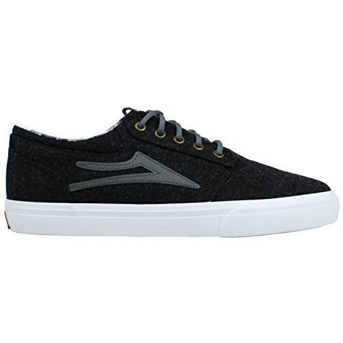 Lakai Men's Griffin Skateboarding Shoe, Phantom Textile, 10.5 D US - Online  Skateboard Shop - DailySkateTube.com