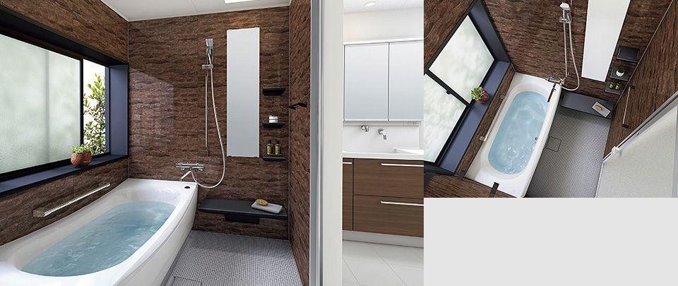 一覧 お風呂 バス ユニットバス Totoの浴室 バスルーム