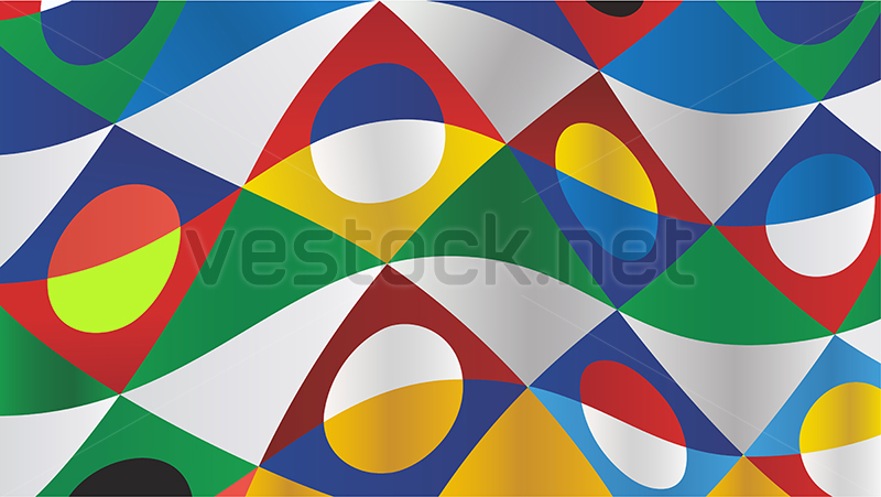 Uefa Nations League Colorful Pattern Vector Background Vestock Vector Background Color Patterns Textured Background