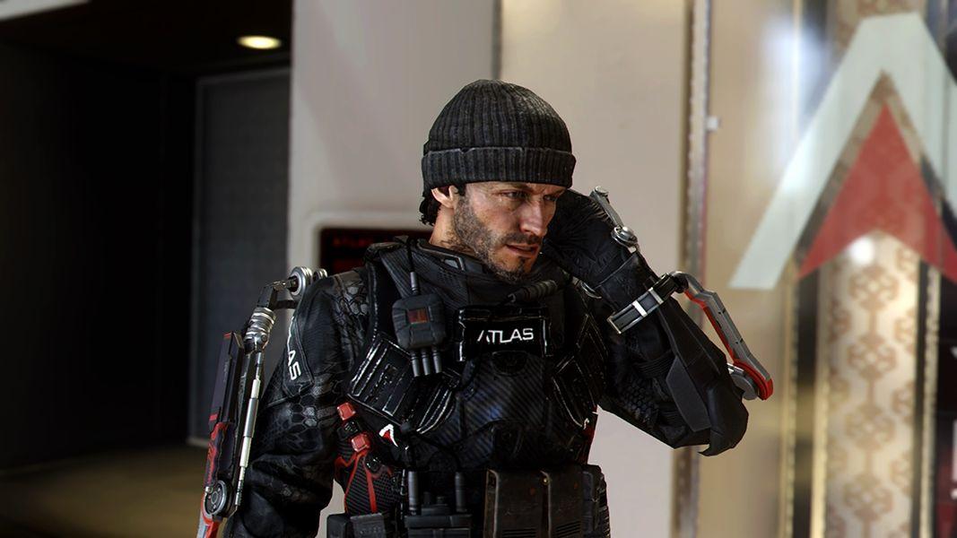 Gideon - Call of Duty: Advanced Warfare #CallofDuty # ...