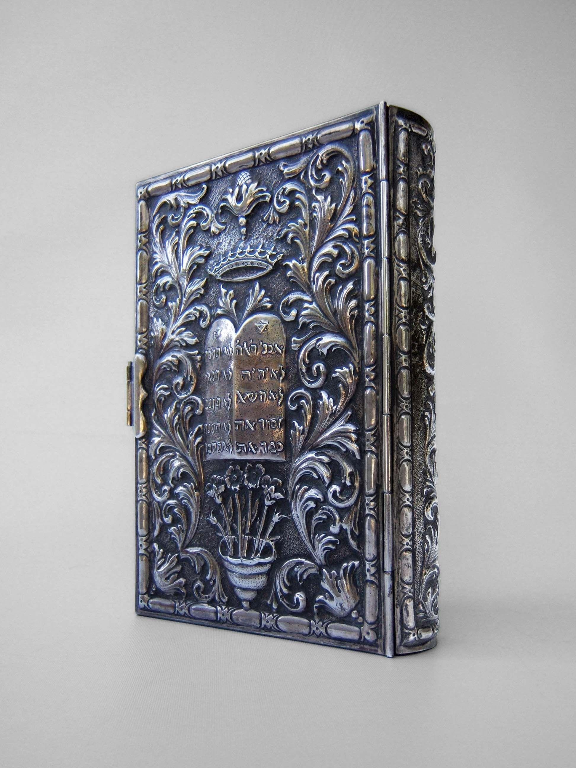 silver binding