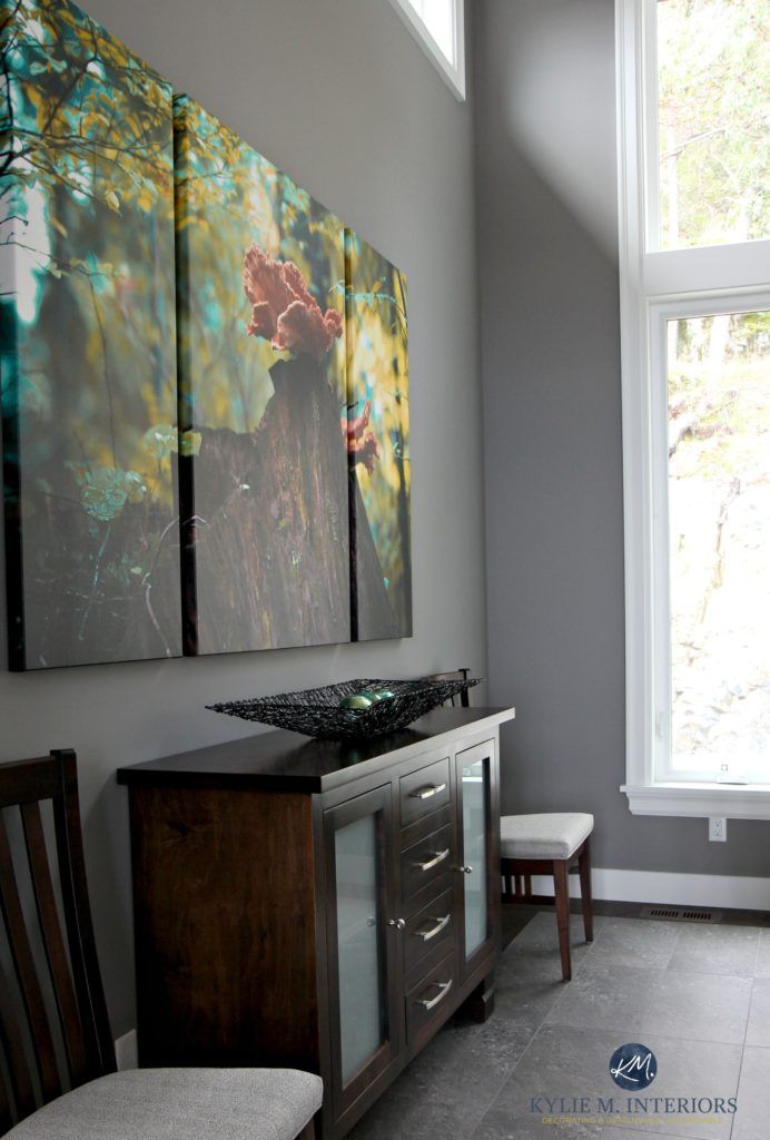 Sherwin Williams Dovetail, A Warm Gray Paint Colour. E Design And Online  Color