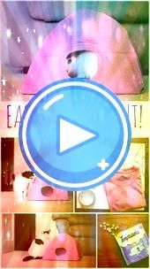 Easiest DIY Projects Ever  Easy DIY Cat Tent  Easy DIY Crafts and Art 41 Easiest DIY Projects Ever  Easy DIY Cat Tent  Easy DIY Crafts and Art  DIY TShirt Cat Tent  Creat...