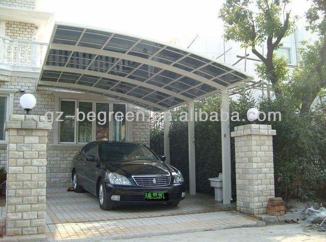 Source Outdoor Polycarbonate Car Garage Tent For Car Parking On M Alibaba Com Outdoor Car Shed Carport