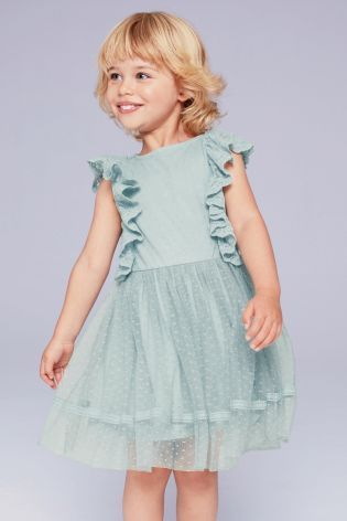 941573cd8 Comprar Vestido de fiesta azul (3 meses-6 años) de Next España ...