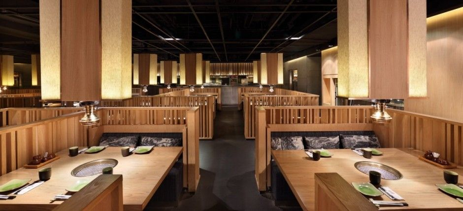 Matsumoto Restaurant by Golucci International Design   Restaurant ...