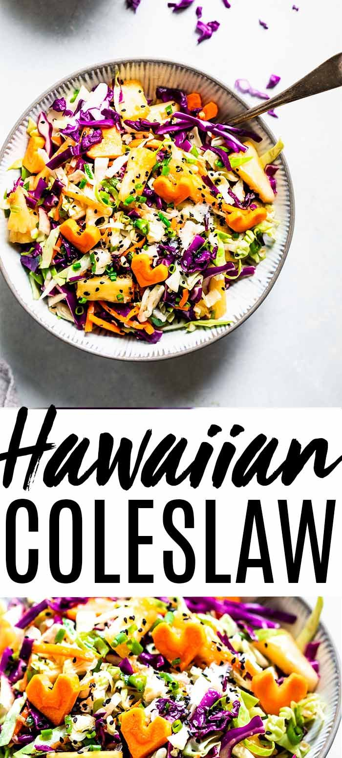 Hawaiian Coleslaw | Platings + Pairings