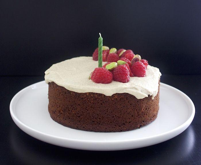 Awesome Birthday Cake Almond Cake With Honey Birthday Cake Almond Cake Personalised Birthday Cards Vishlily Jamesorg