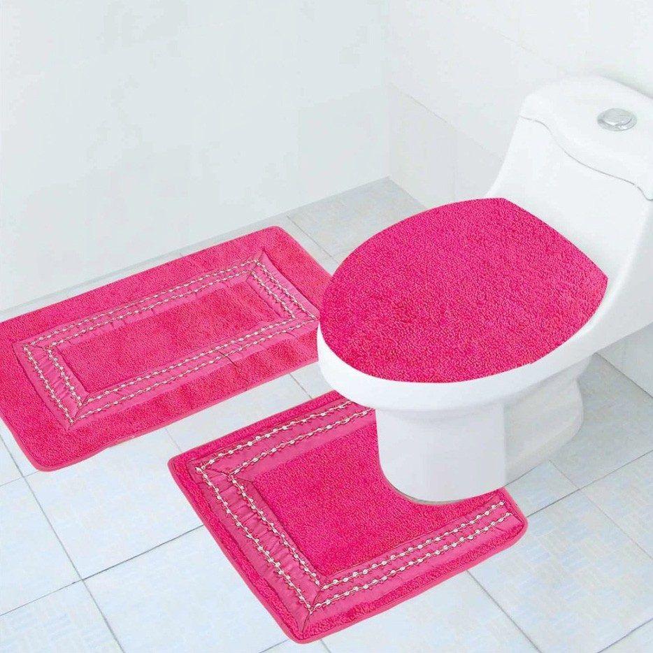 50 Pink Bathroom Rug Sets Os2f Pink Bathroom Rugs Bathroom Rugs Pink Bathroom [ 934 x 934 Pixel ]