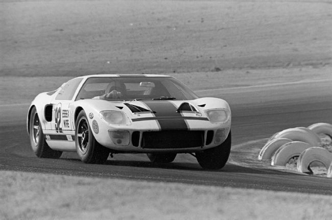 The First Fully Functional Ford Gt Prototype Goes On The Auction Block