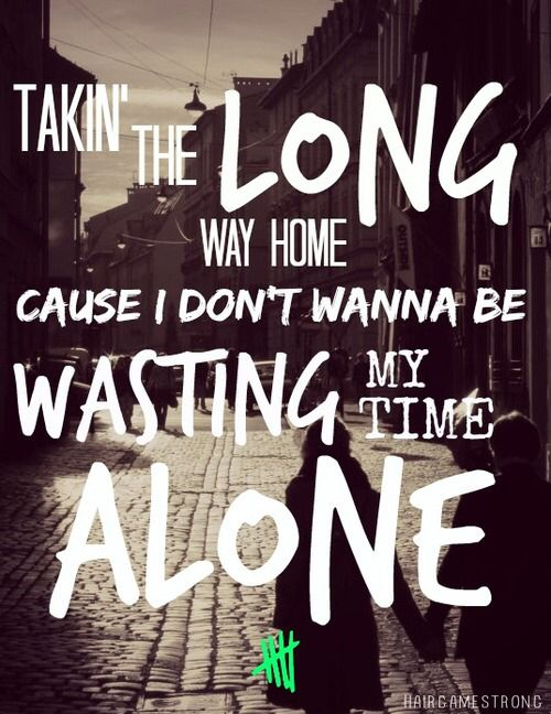 I Wanna Get Lost 5sos Lyrics 5sos Songs