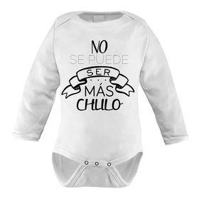 Body original para bebé niño chulo