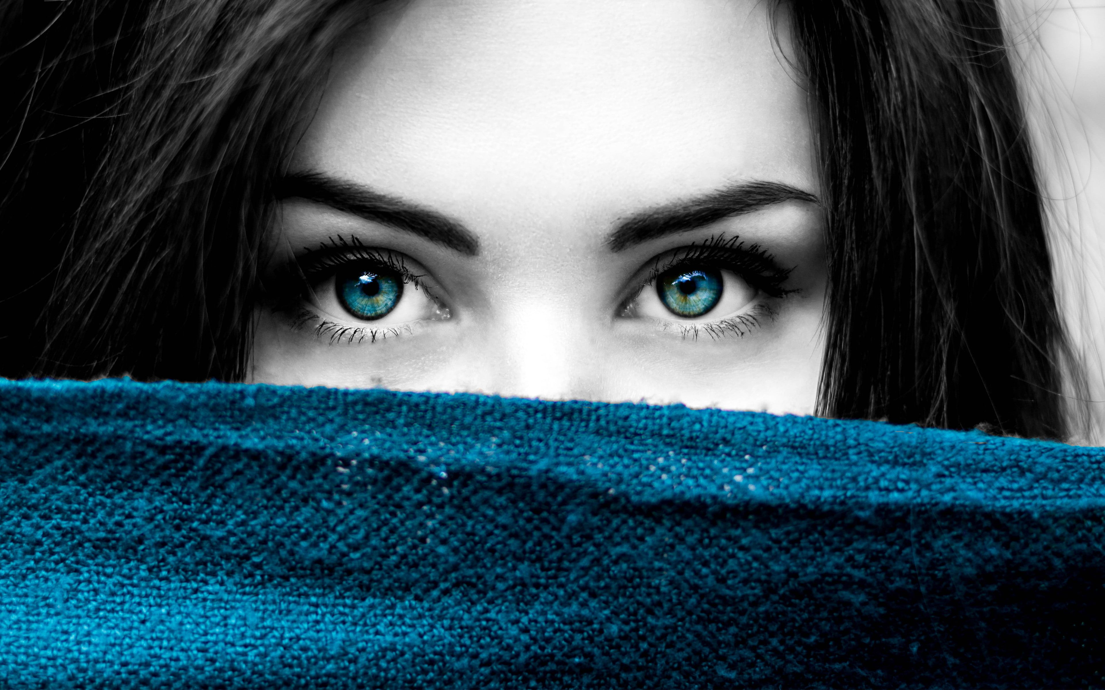 Blue Eyes Girl 4k 8k Beuty 4k Wallpaper Hdwallpaper Desktop Remove Dark Circles Blue Eyed Girls Blue Eyes