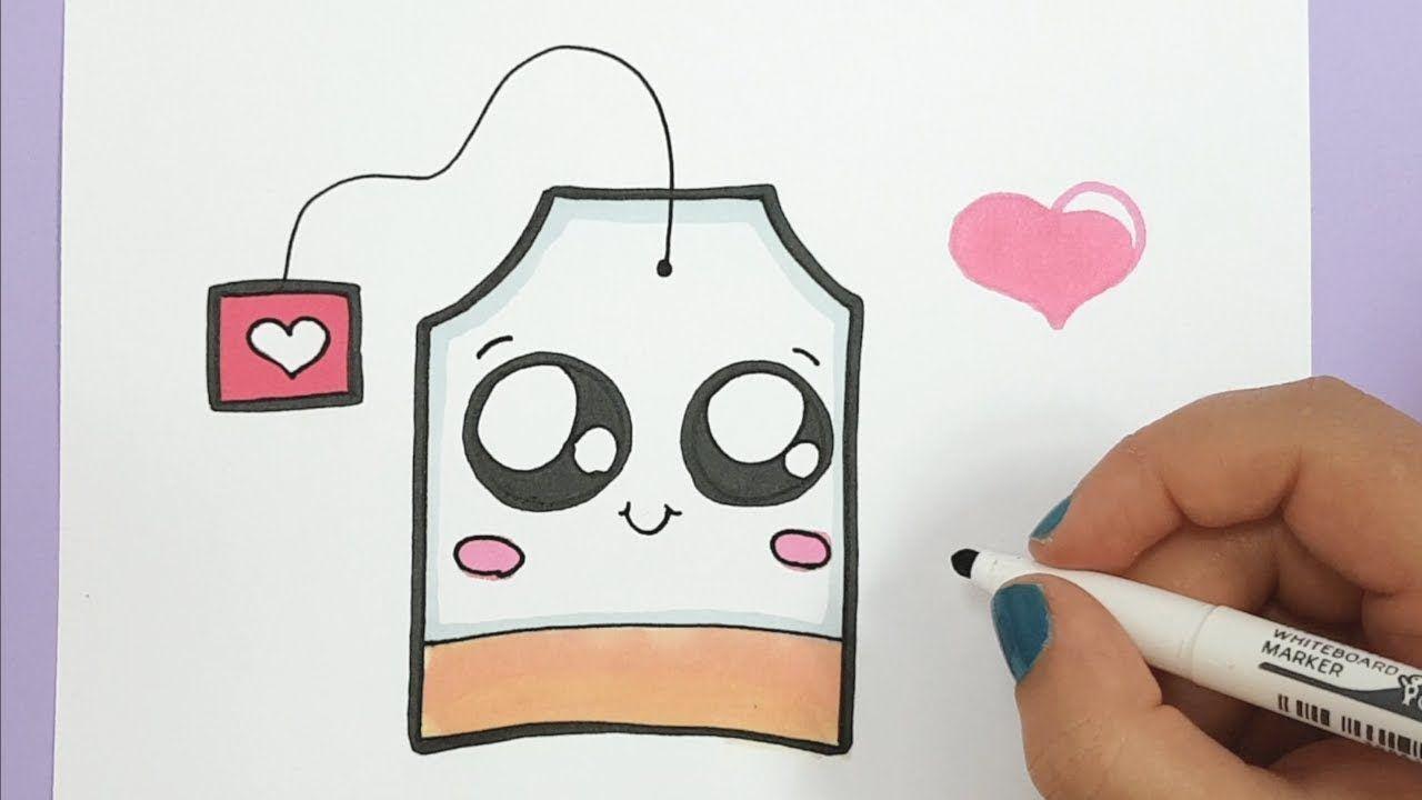 Kawaii Teebeutel Selber Malen Einfach Watch Video Einfach Kawaii Malen S Selber Malen Susse Bilder Zeichnen Kawaii Malen