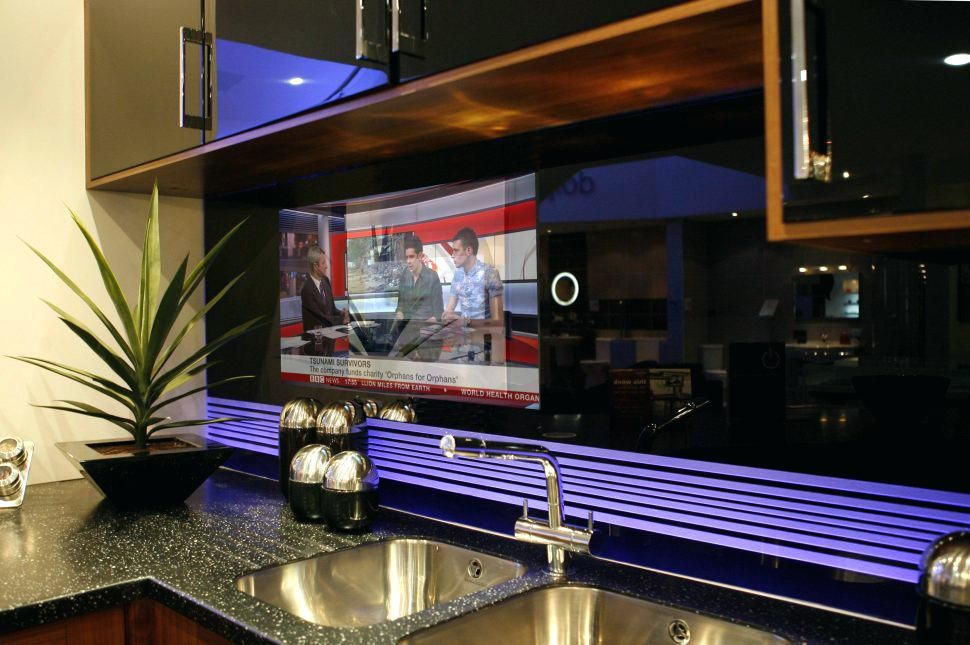 Kitchen Collection Of All Things Led And Marvelous Backsplash