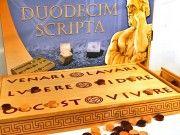 ludus duodecim scriptorum bestellen - römische Spiele