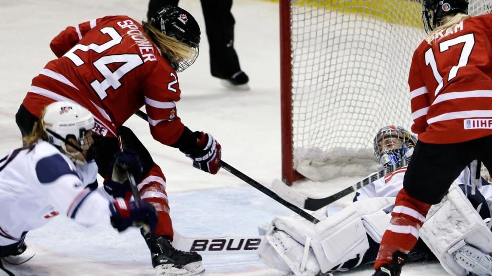 Canada's National Women's Team started its prep for the