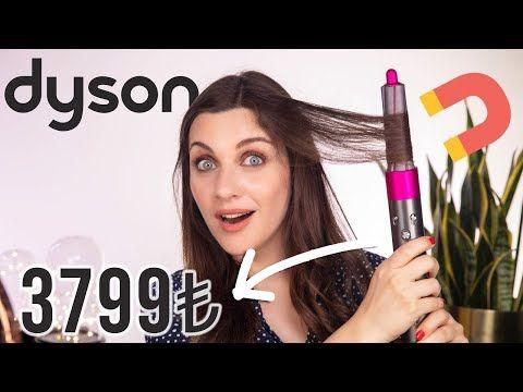 Mucizevi Sac Aletini Denedim Dyson Airwrap Youtube Sac Bukle Sac Bakimi