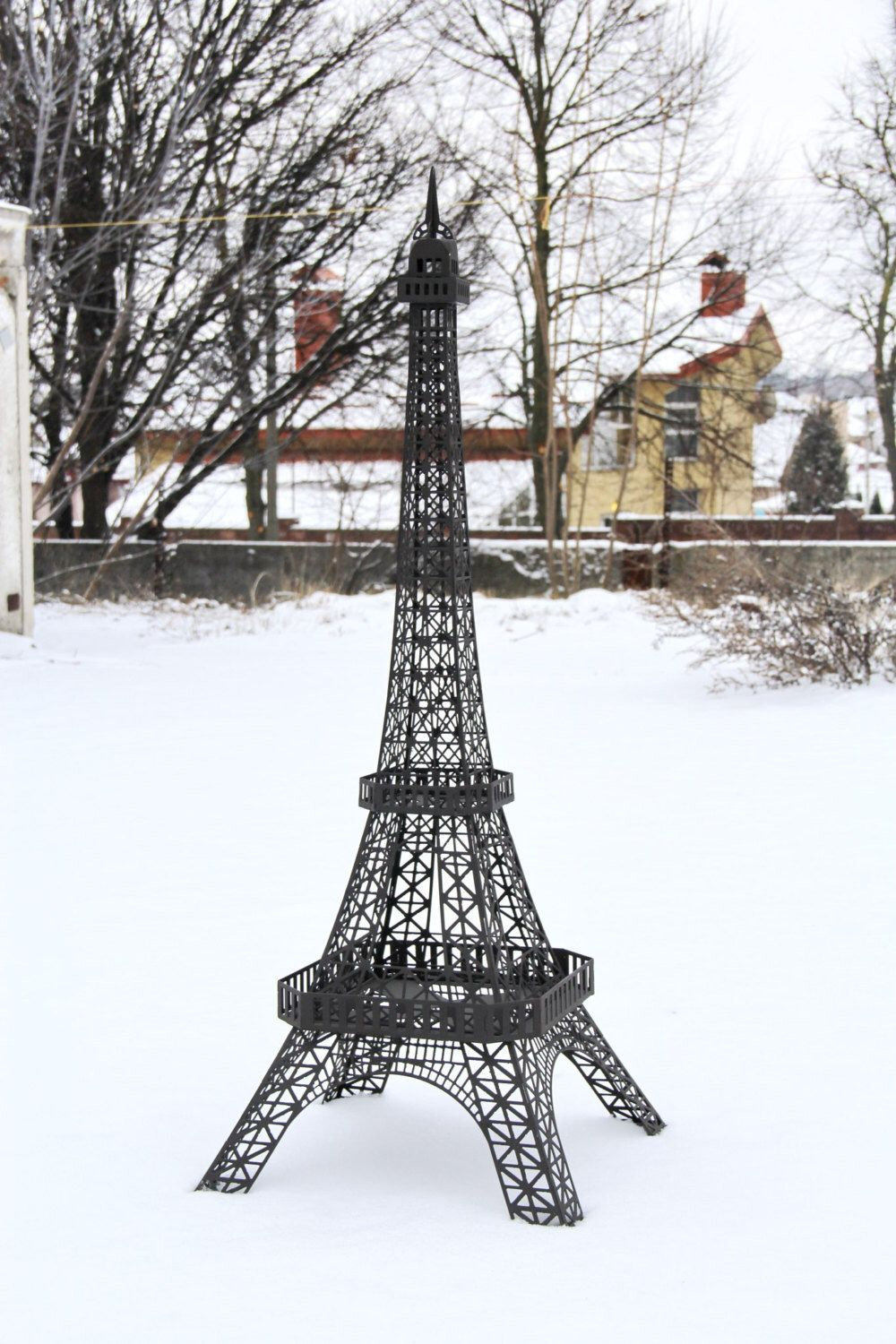 Cool Wire Eiffel Tower Statue Photos Electrical Circuit Diagram