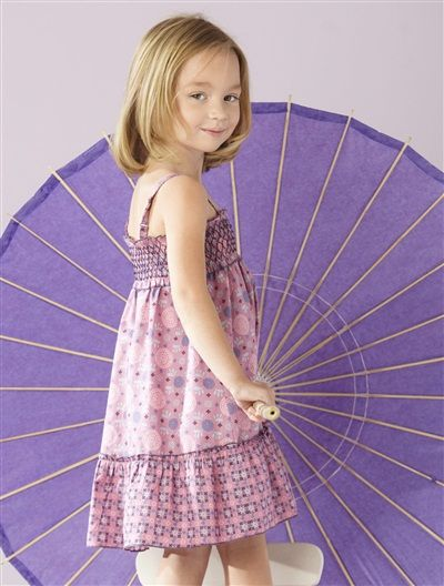 Vertbaudet Mädchen Kleid (Dress). Dieses intelligente 2-in-1-Kleid ...