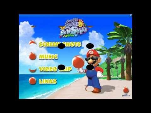 RAREST EVER* Best Buy Super Mario Sunshine BETA Preview CD