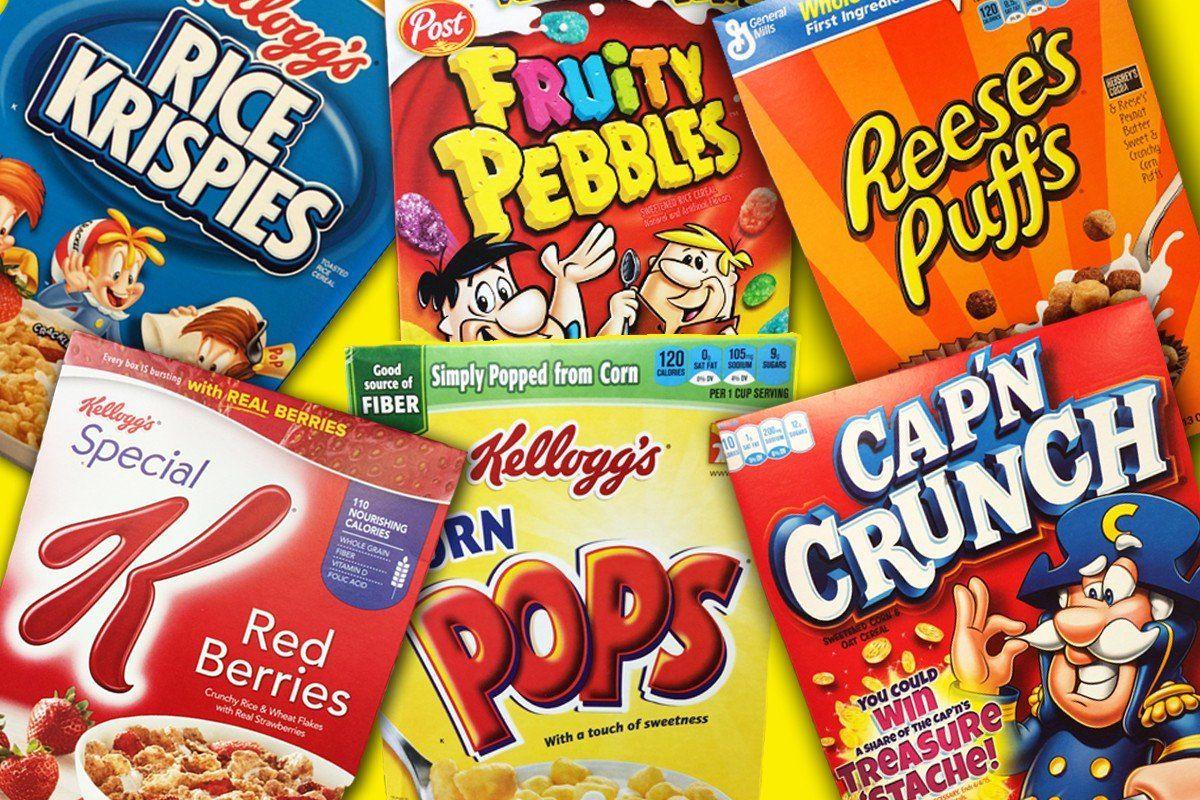 The Best Vegan Cereals (With images) Vegan snacks, Vegan