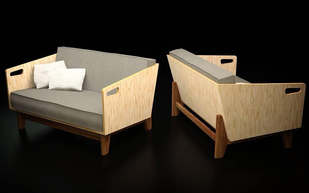 Plywood Sofa Plywoodfurniture Plywood Sofa Sofadesign Furnituredesign Furniture Industrialdesign Furniture Design Furniture Design Modern Sofa Design