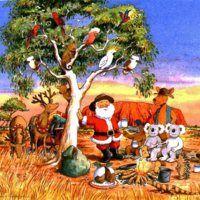 Aussie 20christmas Images On Photobucket Aussie Christmas Christmas In Australia Australian Christmas