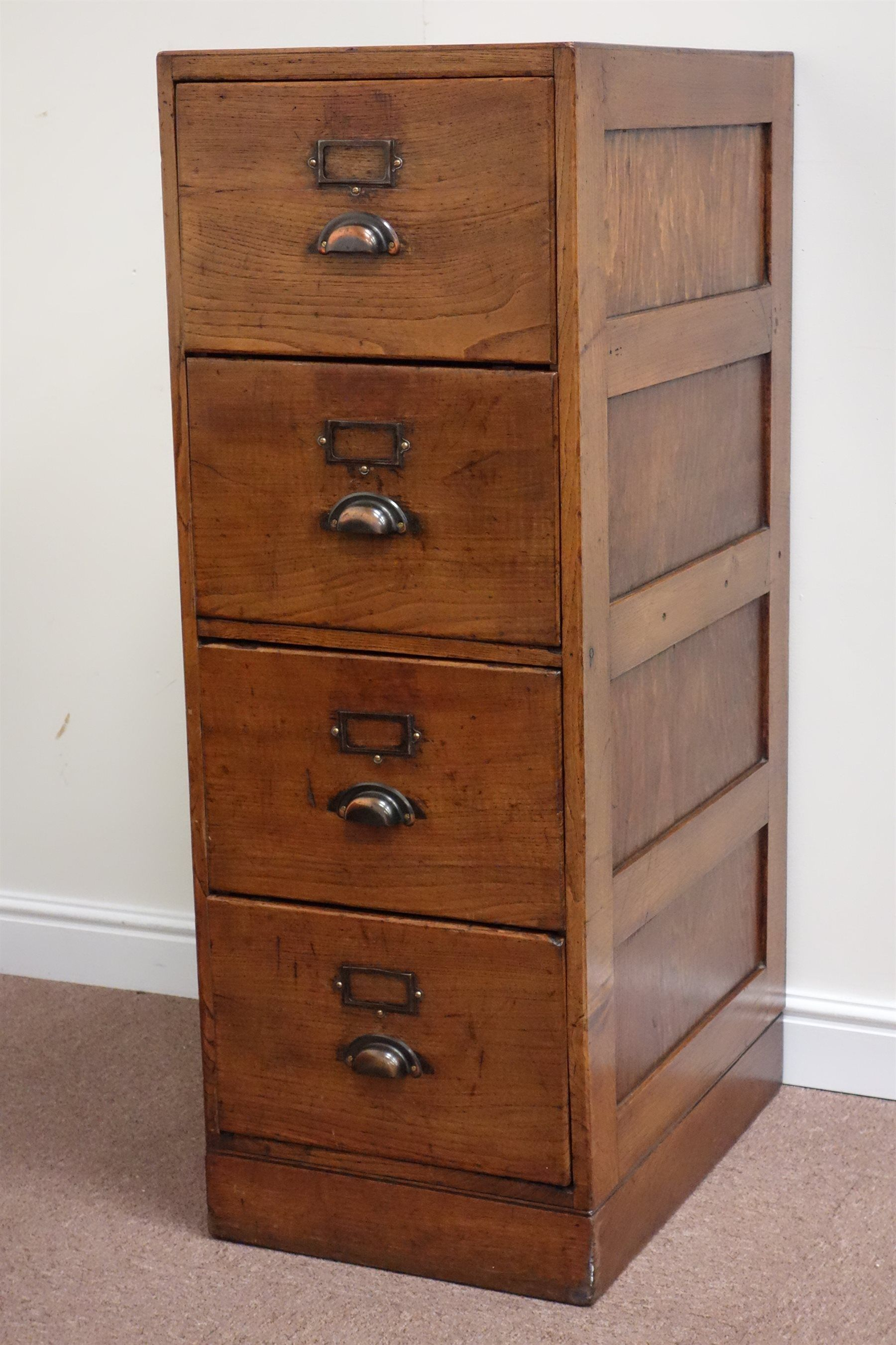 David Duggleby Auctioneers Are Auctioneers And Valuers Of Antiques Fine Art Collectables And H Filing Cabinet Antique Office Furniture Vintage Filing Cabinet