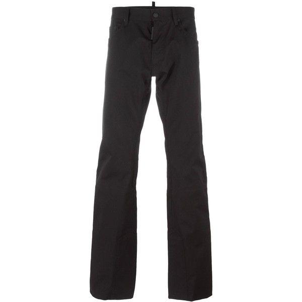 Ski wide fit trousers - Black Dsquared2 twXQq