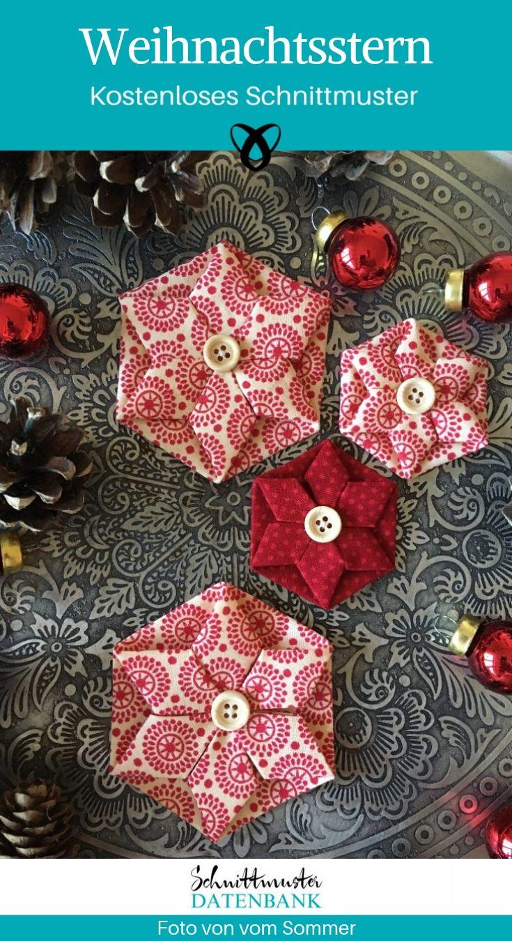 Weihnachtsstern #flowerfabric