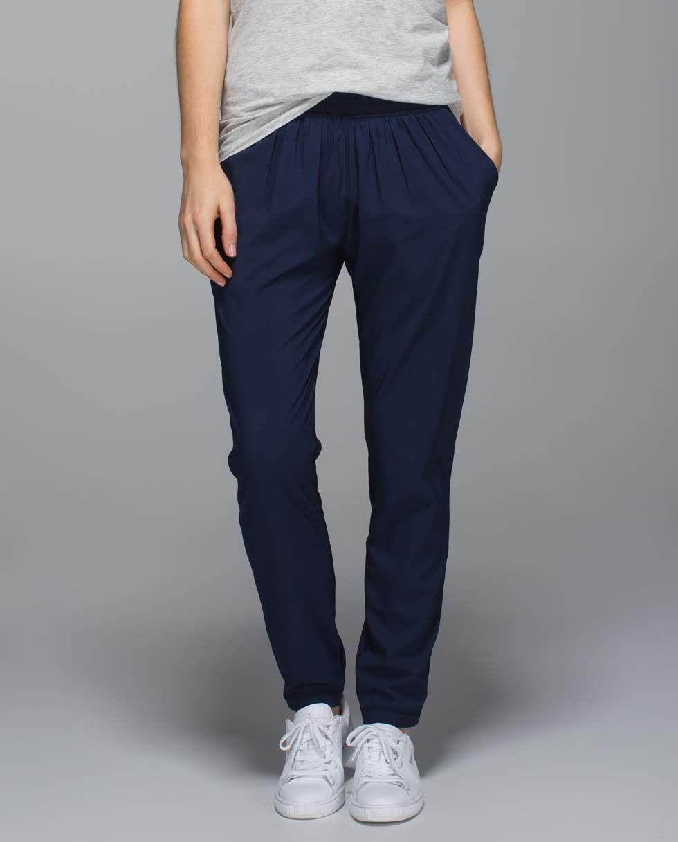 c2c324318ffea3 Namaskar Pant II DNVY 4 | wearables | Workout pants, Lululemon, Pants