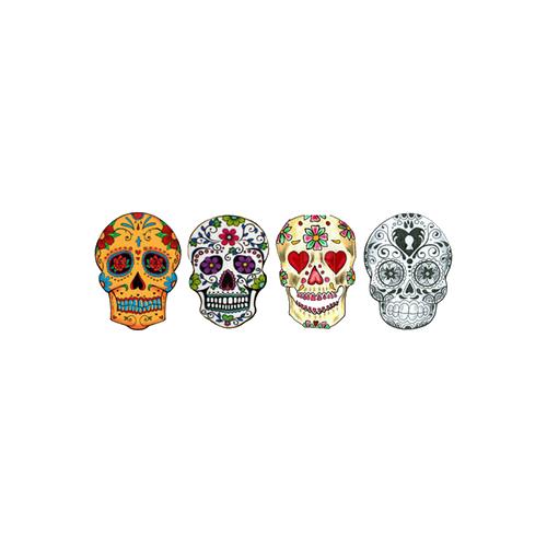 Cute Transparent Quotes Tumblr Google Search Sugar Skull Tattoos Skull Mexican Skull Art