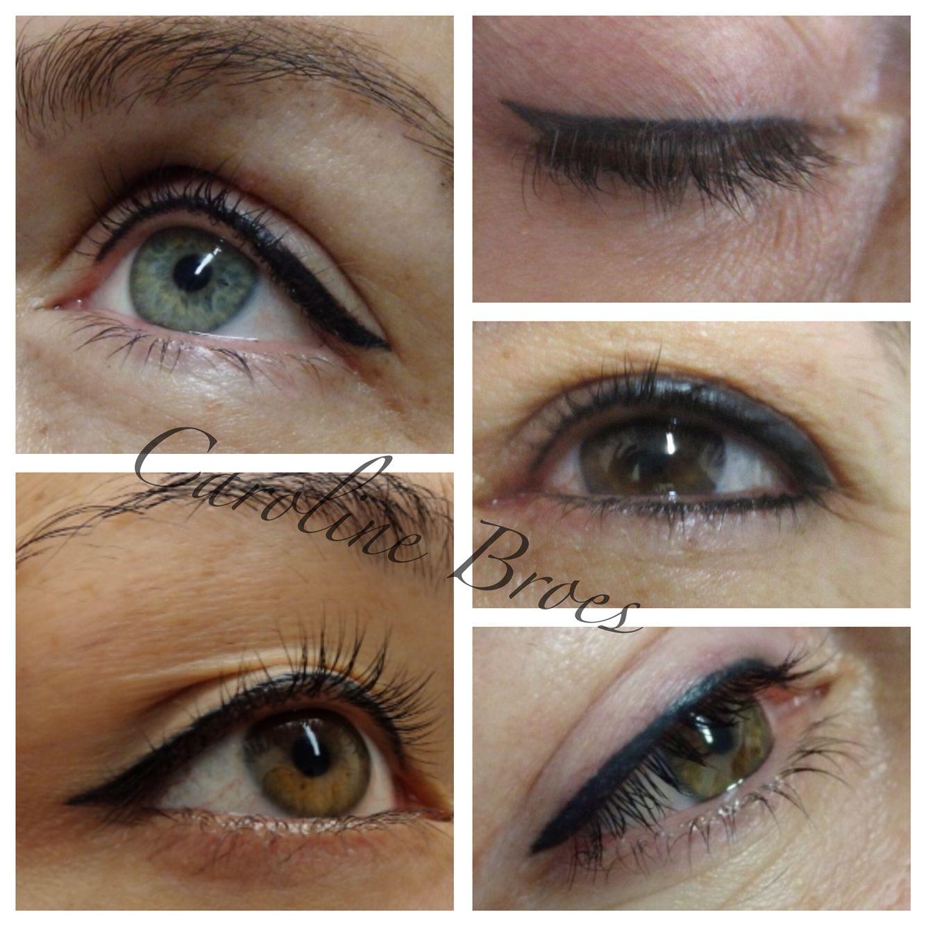 Healed eyeliners all styles Eyeliner, Permanent makeup