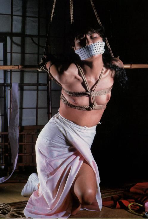 Asian porno bondage