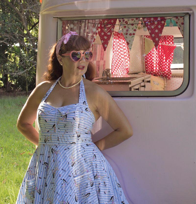 Lisa Mora Vintage Caravan Magazine Caravan magazine