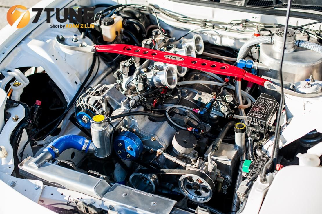 FEATURE - YUKI KAMAKURA\'S QUAD ROTOR 26B POWERED FD3S | 7TUNE | RX7 ...