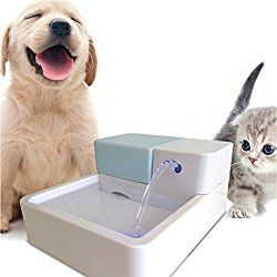 Dog Water Fountains Pet Water Fountain Dog Water Fountain Cool