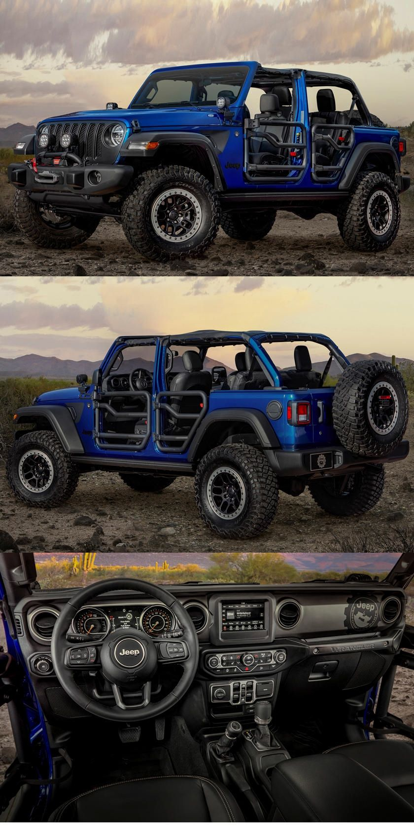 Jeep Wrangler Jpp 20 Shows Off Everything Mopar Has To Offer In