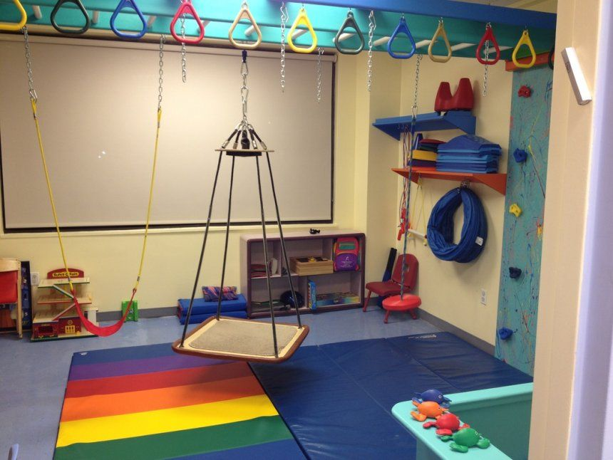 Childrens Home Gym Decor Kids Indoor Playhouse Play