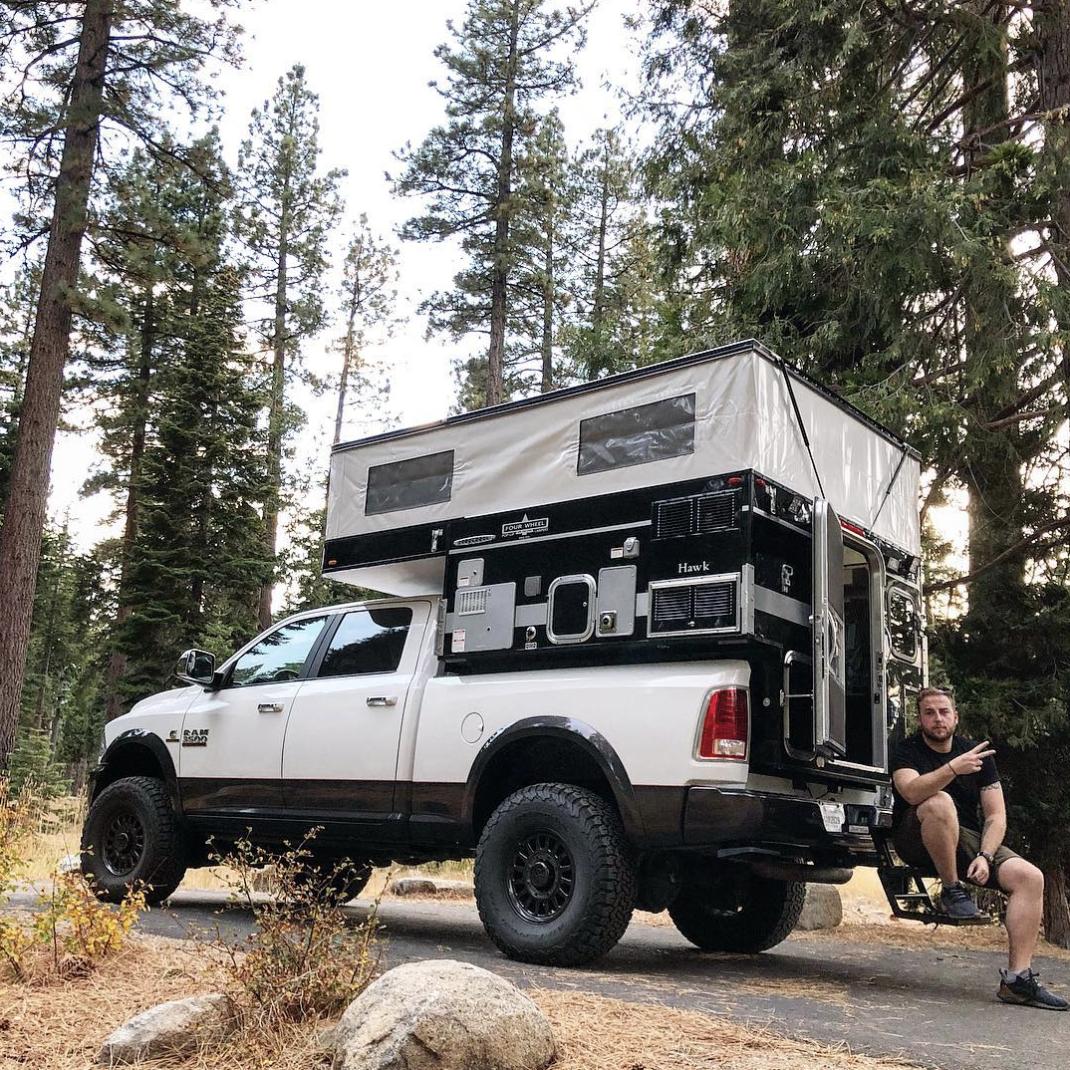 32++ Truck bed pop up camper Full HD