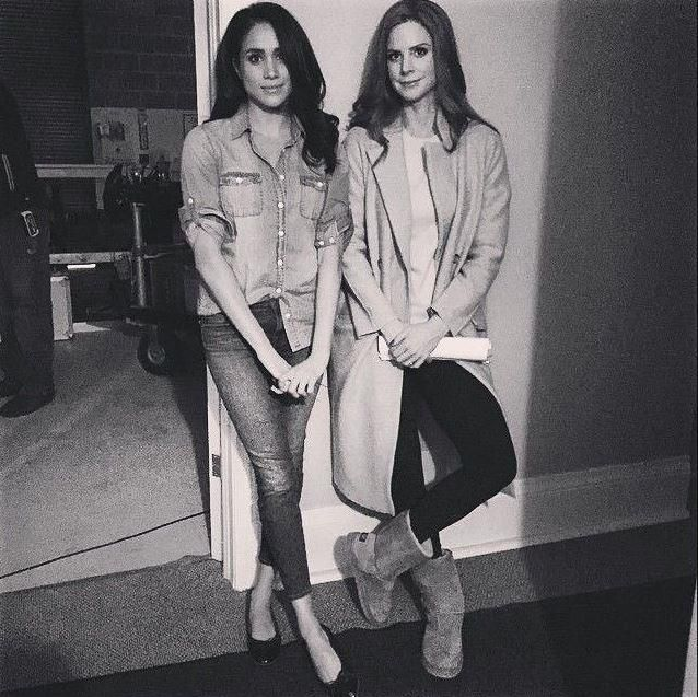 Gallery Meghan Markle Best Fashion Moments On Suits: The Best Snaps From Meghan Markle's Now Deleted Instagram