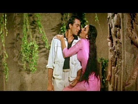 ▶ Aur is Dil Mein Kya Rakha Hai Tera Hi Pyaar - Sanjay Dutt - Farah - Imaandar - YouTube