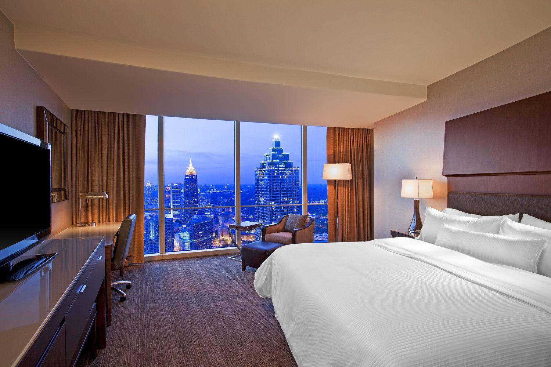 Premium Deluxe King Westin, Room, Atlanta hotels
