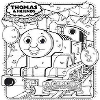 Coloring Pages Thomas And Friends. Cool Train Coloring Books Az ...