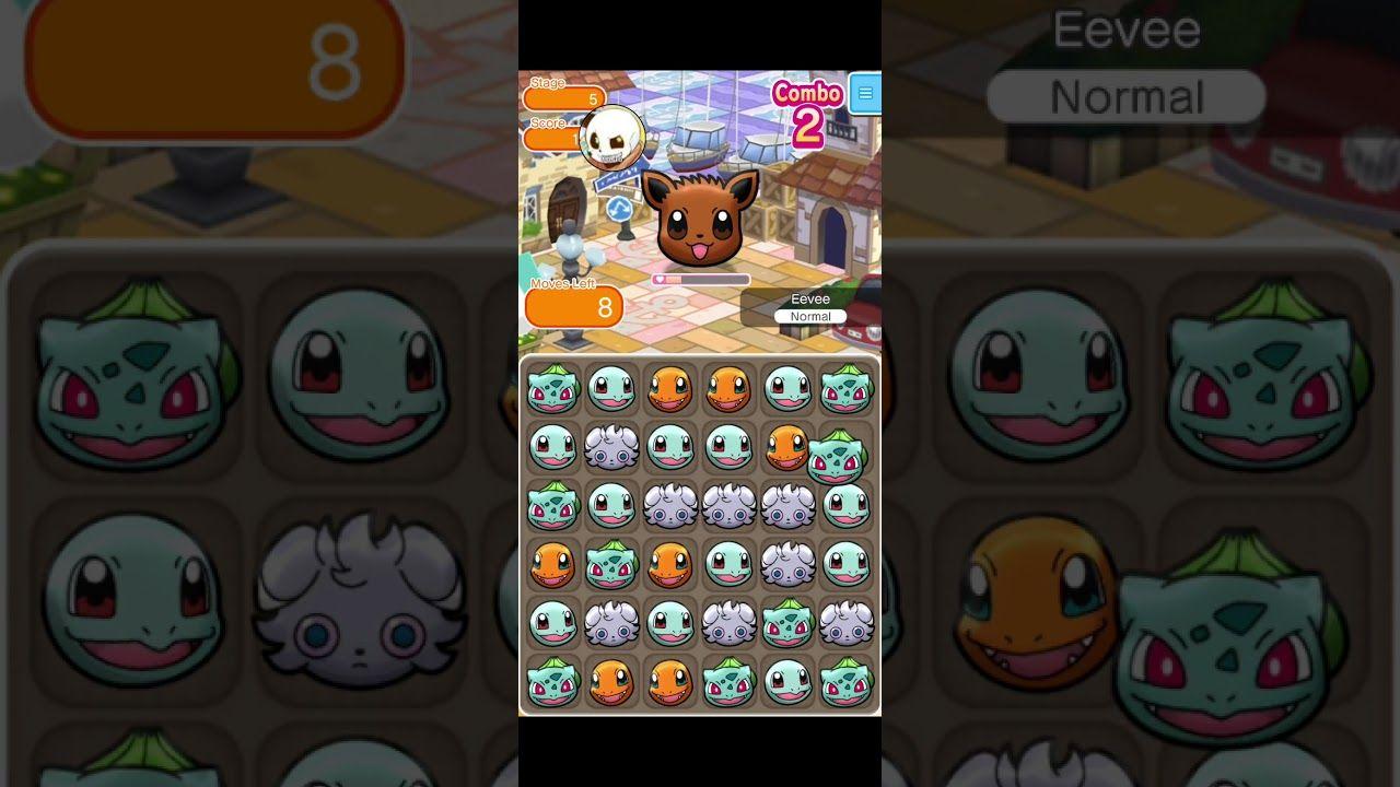 Pokemon Shuffle Mobile Hack MOD APK Pokemon apk, Pokemon