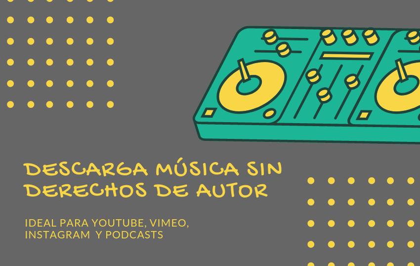 Descarga Música Sin Derechos De Autor Gratis Musica Para Presentaciones Banco De Musica Musica